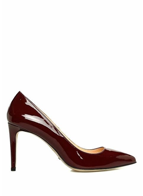 Beymen Collection İnce Topuklu Ayakkabı Bordo